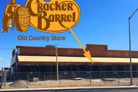 North Las Vegas Zip Code Map by Opening Date Set For North Las Vegas Cracker Barrel Eater Vegas