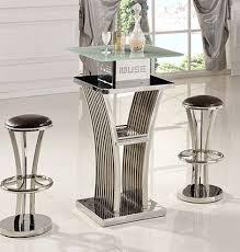 modern pub table set nice modern bar table with xinqing modern bar table glass bar table