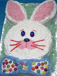 easter bunny cake ideas bunny cake the easiest cut out cake you ll make