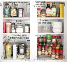 Spring Into Organization  Kitchen Organization Tips Ask Anna - Kitchen cabinets organization