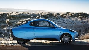 teal car the tiny car that runs on hydrogen and emits only water cnn