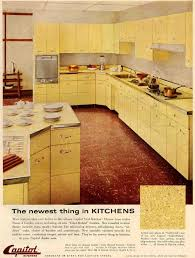 1950 kitchen furniture 182 best 1950 s images on retro kitchens vintage