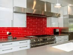 backsplash tile design ideas sleek plain white countertop smooth