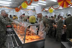 americans celebrate thanksgiving