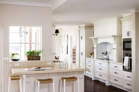 Kitchen  Country White Kitchen Ideas With White Modern Laminated - Country white kitchen cabinets