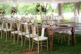 wedding table rentals estate farm table rental goodwin events
