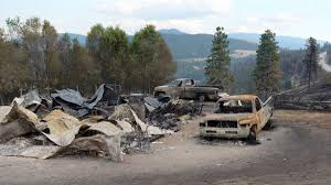 Wildfire Kootenays by B C Wildfire Destroys Dozens Of Homes Forces Hundreds To Flee