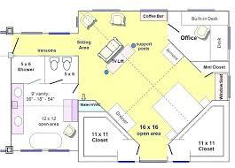 master bedroom suite floor plans bedroom additions general contractors inc handyman services living