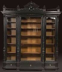 Black Book Shelves by Antique Bookshelves Google Search Books Pinterest Google