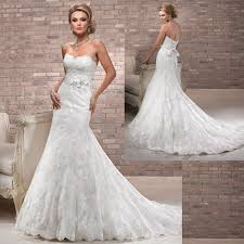fit and flare wedding dress fit and flare lace wedding gown