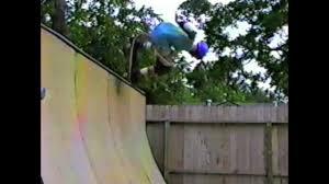 dan macfarlane 1990 backyard vert ramp skateboarding classic skate