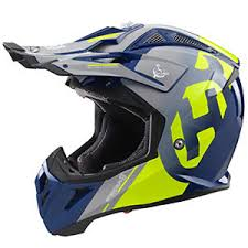 motocross helmet aviator 2 2 2017 husqvarna navy blue yellow mx helmet dirtbike