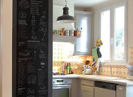 tableau pense b黎e cuisine lé unique papier peint pense bête de cuisine tableau noir j adore