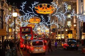 the uk celebrates christmas in pictures