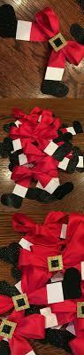 santa belt ribbon 77 best santa s belt images on santa decorations diy