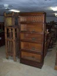 Sectional Bookcase Globe Wernicke Furniture Ebay