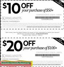 Kirkland Home Decor Coupons Printable Coupons 2017 Kirklands Coupons