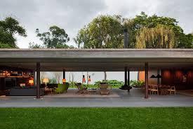 open living house plans open plan living v4 house sao paulo by studio mk27