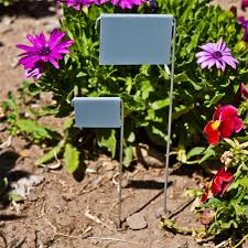 garden markers d series aluminum garden markers