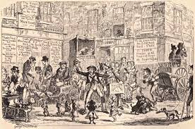 vauxhall gardens london george cruikshank u0027s london summer spitalfields life