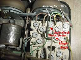 wiring diagram old phone jack wiring diagram wires old phone
