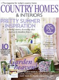 country home and interiors magazine review country homes and interiors june 2010 bright