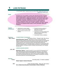 Examples Of A Resume Profile by 100 Examples Of Resume Profiles Creative Director Free