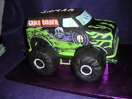 grave digger monster truck cake the world u0027s best photos of birthday and gravedigger flickr hive mind