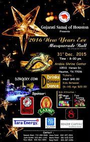 new years houston tx gujarati samaj of houston presents new year party in arabia