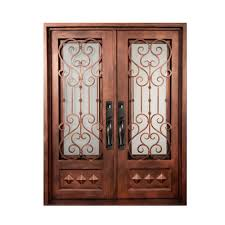 double door doors front doors home depot