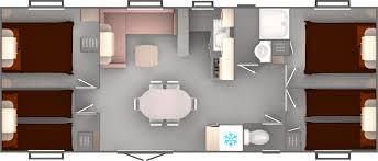 mobil home 4 chambres trigano evolution 40 4 chambres mon mobilhome