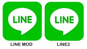 line apk line clone mod apk dual line v 7 2 2 apk terbaru gratis