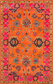 Modern Orange Rugs by Best 25 Orange Rugs Ideas On Pinterest Traditional Rugs Orange
