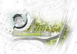 bureau urbanisme aménagement du parvis du musée des arts asiatiques 06