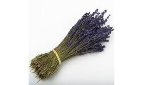 lavender bunch 250 stems dried flowers 30cm wedding favours or