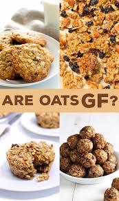 are oats gluten free enjoy your oatmeal on a gluten free diet