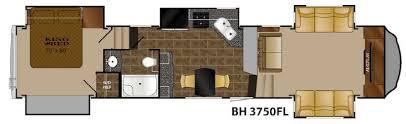 heartland 5th wheel floor plans new 2017 heartland bighorn 3750fl fifth wheel at wilkins rv bath