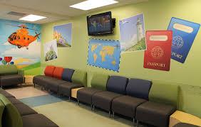 waiting room interior cheo expographiq