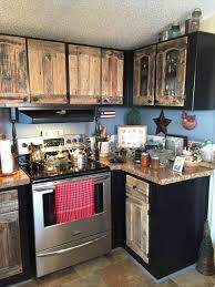 Diy Kitchen Island Pallet Kitchen Cabinets Using Old Pallets