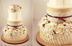 floral fall wedding cakes cake geek magazine