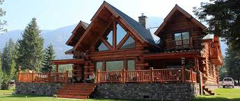 log house montana log homes amish log builders meadowlark log homes