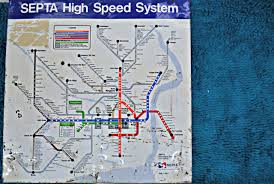 Septa Rail Map What An Amazing Trash Pile Find Not Much More To Transit Maps