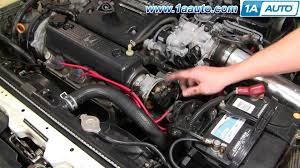 97 honda civic starter how to install replace distributor honda accord v6 2 7l 95 97