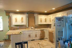 exles of painted kitchen cabinets best way to spray paint kitchen cabinets photolex net