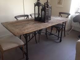 restoration hardware flatiron table 460 restoration hardware flatiron table originally paid 745 tax