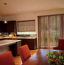 Horizontal Blinds Patio Doors Vertical And Horizontal Blinds In Same Room House General