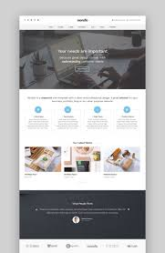 Business Web Design Homepage by 20 Best Flat Design Modern Wordpress Themes For 2017