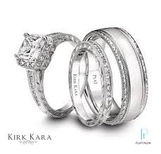 platinum rings wedding images Grand wedding ring sets platinum jpg