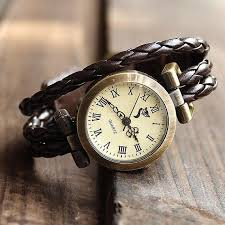 leather wrap bracelet watches images Bracelet watches lilyby jpeg