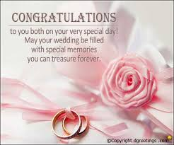wedding congrats message wedding messages wedding sms wedding wishes dgreetings